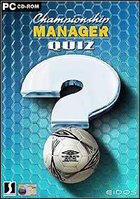 Okładka Championship Manager Quiz (PC)