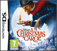 Okładka Disney's A Christmas Carol (NDS)