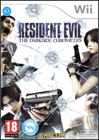 Okładka Resident Evil: The Darkside Chronicles (Wii)