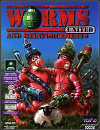 Okładka Worms United (PC)