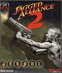 Okładka Jagged Alliance 2 (PC)