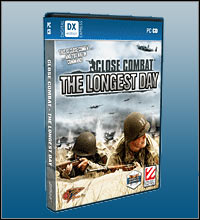 Game Box for Close Combat: The Longest Day (PC)
