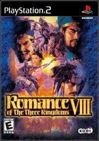 Okładka Romance of the Three Kingdoms VIII (PS2)