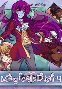 Okładka Magical Diary (PC)