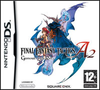 Okładka Final Fantasy Tactics A2: Grimoire of the Rift (NDS)