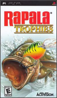 Game Box for Rapala Trophies (PSP)