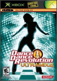 Game Box for Dance Dance Revolution ULTRAMIX 4 (XBOX)