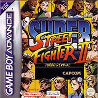 Okładka Super Street Fighter II: Turbo Revival (GBA)