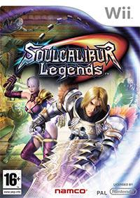 Okładka Soul Calibur: Legends (Wii)