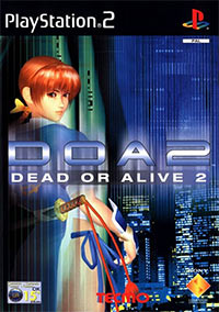 Game Box for Dead or Alive 2: Hardcore (PS2)