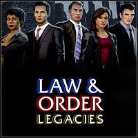 Okładka Law & Order: Legacies (PC)