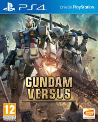 Game Box for Gundam Versus (PS4)