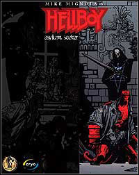Game Box for Hellboy (2000) (PC)