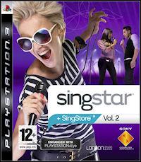 Okładka SingStar Vol. 2 (PS3)