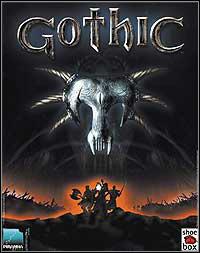 Okładka Gothic (PC)