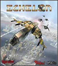 Okładka Echelon (PC)