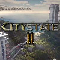 Citystate II (PC cover