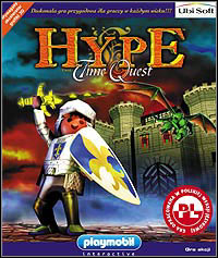 Okładka Hype: The Time Quest (PC)