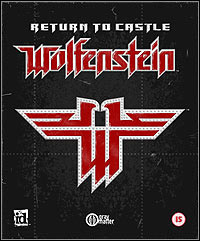 Okładka Return to Castle Wolfenstein (PC)
