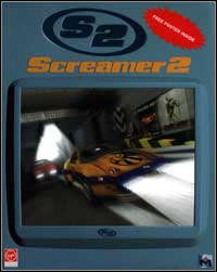 Screamer 2 cover