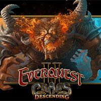 Game Box for EverQuest II: Chaos Descending (PC)