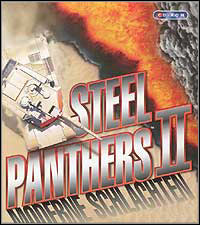 Okładka Steel Panthers 2: Modern Battles (PC)