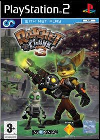 Game Box for Ratchet & Clank: Up Your Arsenal (PS2)