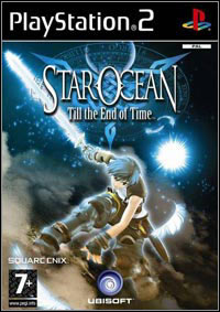 Okładka Star Ocean: Till the End of Time (PS2)