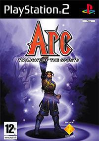 Okładka Arc the Lad: Twilight of the Spirits (PS2)