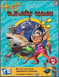 Okładka Hugo and the Animals of the Ocean (PC)