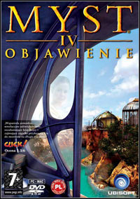 Okładka Myst IV: Revelation (PC)