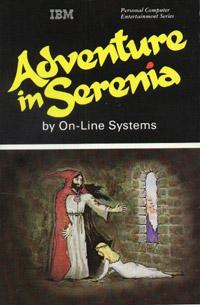 Game Box for Adventure in Serenia (PC)