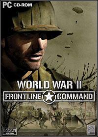 Okładka World War II: Frontline Command (PC)