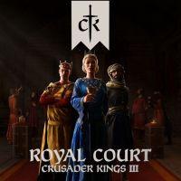 Okładka Crusader Kings III: The Royal Court (PC)