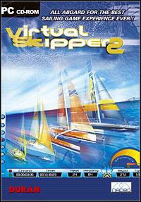 Okładka Virtual Skipper 2 (PC)