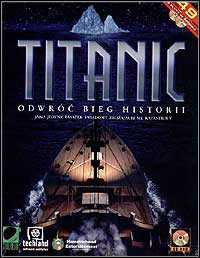 Okładka Titanic: Adventure out of Time (PC)