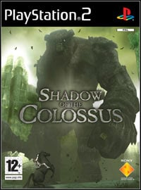 Okładka Shadow of the Colossus (2005) (PS2)