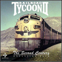 Game Box for Railroad Tycoon II: The Second Century (PC)