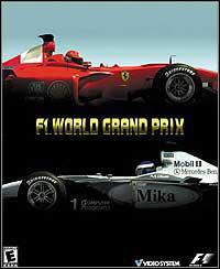 Game Box for F1 World Grand Prix 2000 (PC)