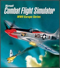 Okładka Microsoft Combat Flight Simulator: WWII Europe Series (PC)