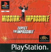Okładka Mission: Impossible (PS1)
