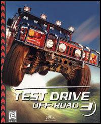 Okładka Test Drive: Off Road 3 (PC)