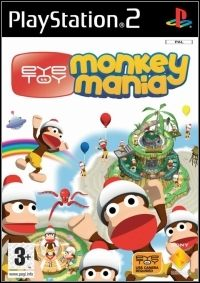 Game Box for EyeToy: Monkey Mania (PS2)