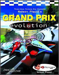 Okładka Nelson Piquet's Grand Prix Evolution (PC)