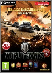 Okładka World of Tanks (PC)