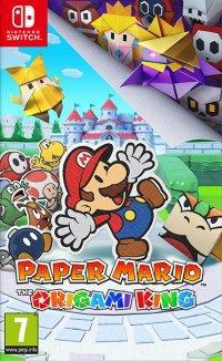 Okładka Paper Mario: The Origami King (Switch)