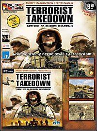 Okładka Terrorist Takedown (PC)