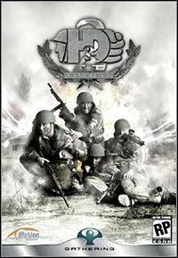 Game Box for Hidden and Dangerous 2 (PC)
