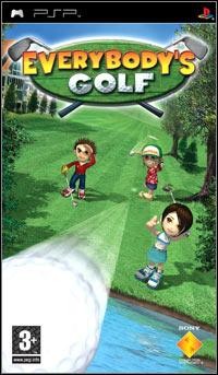 Okładka Hot Shots Golf: Open Tee (PSP)