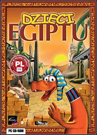Okładka Egypte Kids (PC)